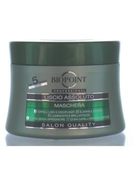Mască pentru îndreptarea părului Biopoint Professional 250ml