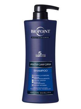Șampon anti mătreață 5 acțiuni Biopoint Professional 400ml