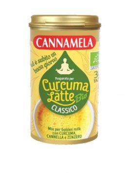 Mix pentru lapte Cannamela Curcuma Latte Bio Classico 60g
