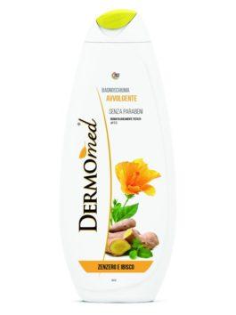 Gel de duș Dermomed ghimbir și hibiscus 500ml