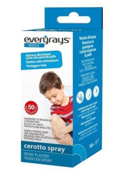 Spray pentru cicatrici Everyrays 50 aplicări 40ml