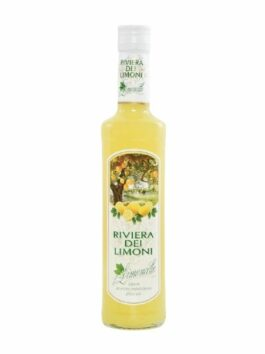 Lichior limoncello din lămâi de Sorrento IGP 30° 700ml