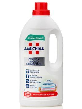 Aditiv igienizant lichid cu balsam de rufe Amuchina 1L