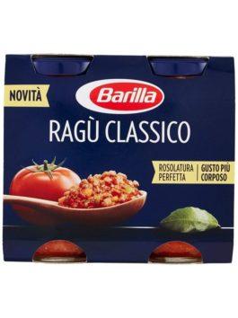 Sos ragu classico Barilla 2x180g