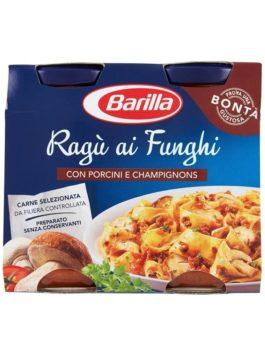 Sos ragu cu ciuperci Barilla 2x180g