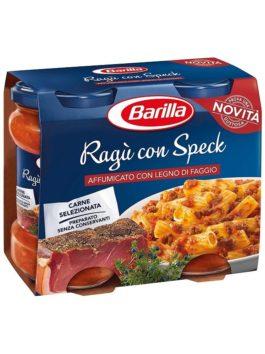 Sos ragu cu speck Barilla 2x180g