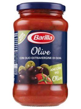 Sos cu măsline Barilla 400g