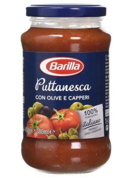 Sos puttanesca Barilla 400g