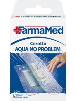 Plasturi rezistenți la apă Farmamed medii și mari 10 buc.