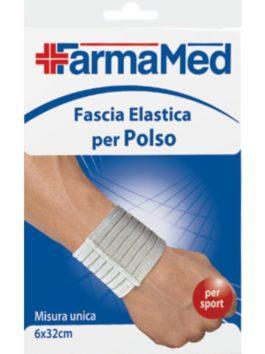Fașă elastică pentru încheietură Farmamed 6x32cm