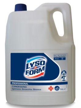 Înălbitor igienizant LysoFrom Professional 5L