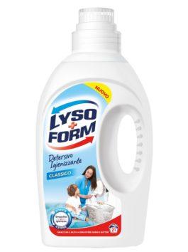 Detergent lichid igienizant LysoForm clasic 21 spălări 1,365L