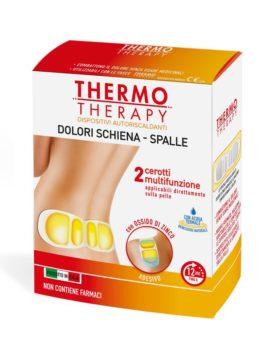 Plasturi pentru dureri de spate și umeri Thermo Therapy 2 buc.