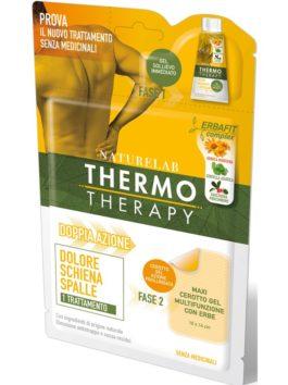 Plasture cu gel pentru dureri de spate și umeri Thermo Therapy 10x14cm