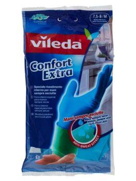 Mănuși universale Vileda extra confort mărimea M