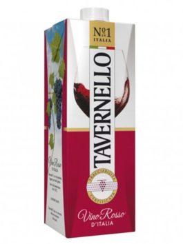 Vin roșu Tavernello 1L