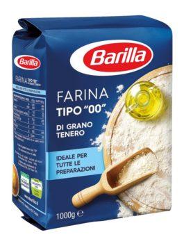 Făină tip 00 Barilla Bianca 1kg