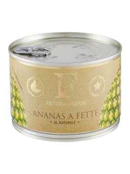 Ananas felii Fattoria dei Sapori 410g