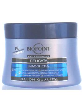 Mască de păr delicată 5 acțiuni Biopoint Professional 250ml