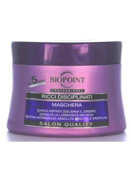 Mască disciplinare păr ondulat Biopoint Professional 250ml