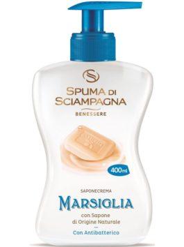 Săpun lichid antibacterian Spuma di Sciampagna marsiglia 400ml