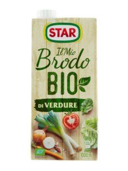 Bază supă de legume BIO Star 1L