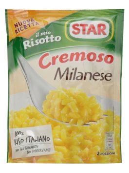 Orez alla milanese pentru risotto Star 175g