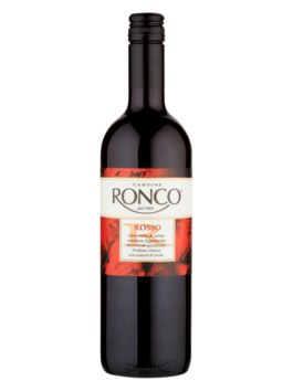 Vin roșu Ronco 750ml