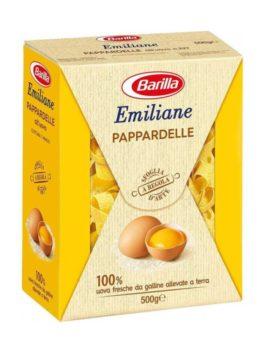 Pappardelle cu ou Barilla Le Emiliane 500g