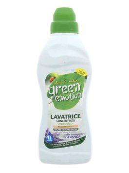 Detergent lichid BIO cu ulei de lavandă Green Emotion 750ml 11 spălări