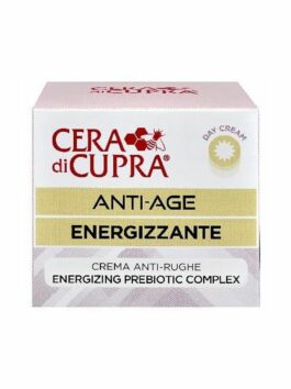 Cremă antirid energizantă Anti-age Cera di Cupra 50 ml