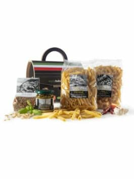 Gift box Bauletto Nera Autentico Italiano