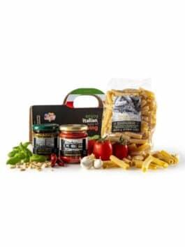 Gift box Baguette Nera Autentico Italiano