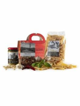 Gift box Shopper Rossa Autentico Italiano