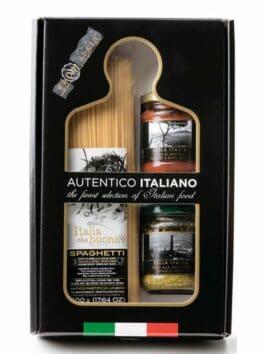 Pachet spaghete & busuioc Autentico Italiano