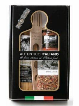 Pachet spaghete picante & busuioc Autentico Italiano