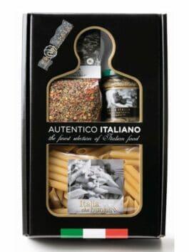 Pachet penne picante & sos de trufe Autentico Italiano