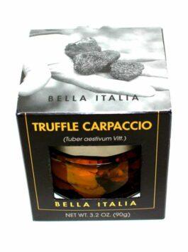 Carpaccio de trufe Bella Italia 90g