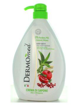 Săpun lichid Dermomed aloe & rodie 1L