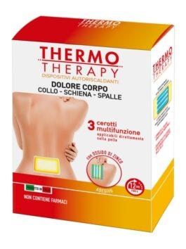 Bandă pentru durere cervicală Thermo Therapy 3buc.
